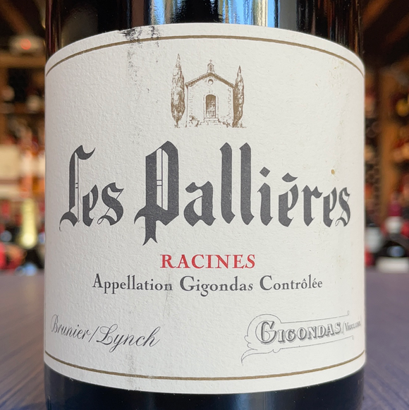 BRUNIER LYNCH LES PALLIERES RACINES 2018