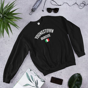 Youngstown Bocce Crewneck Sweatshirt