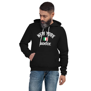 New York Bocce Fleece Hoodie