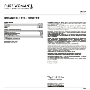 BOTANICALS CELL PROTECT <br>90 capsules