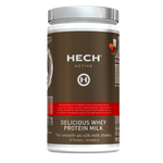 Lade das Bild in den Galerie-Viewer, HECH Active Delicious Whey Milk Protein Drink Erdbeere, 500g Dose