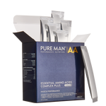 Load image into Gallery viewer, HECH PureMan Essential Amino Acids Complex Plus Packung mit 28 Sachets