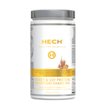 Load image into Gallery viewer, HECH Gold Life Selection Honey & Soy Protein Nutrition Shake in einer 500g Dose