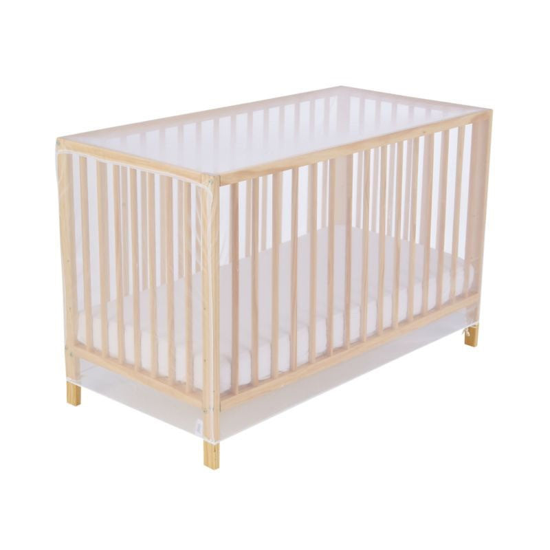 Crib Mosquito Net Mom And Me Offers A Fitted Which Is Very Good It Seals The With Breathable Comfortable