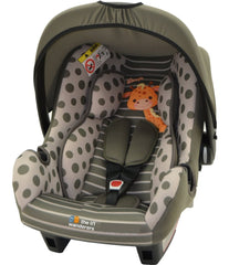 Lil Wanderers infant car seat