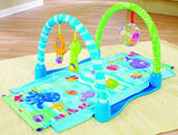 Fisher-Price Ocean Wonders Kick and Crawl Play Gym