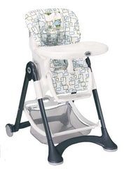 Chicco Blue Wave Stroller and Baby High Chair -TheGbabe Rentals