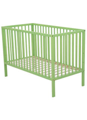 Mom&Me-Alton Infant Cot Green Rental