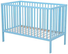 Alton Baby Cot Blue- TheGbabe Rentals Pune