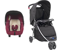 Infant Car seat and Stroller-Thegbabe Rentals Pune