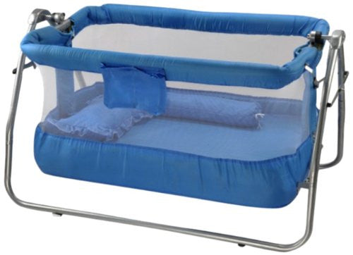 Two Height Adjustment Baby Cradle-Thegbabe Rentals Pune