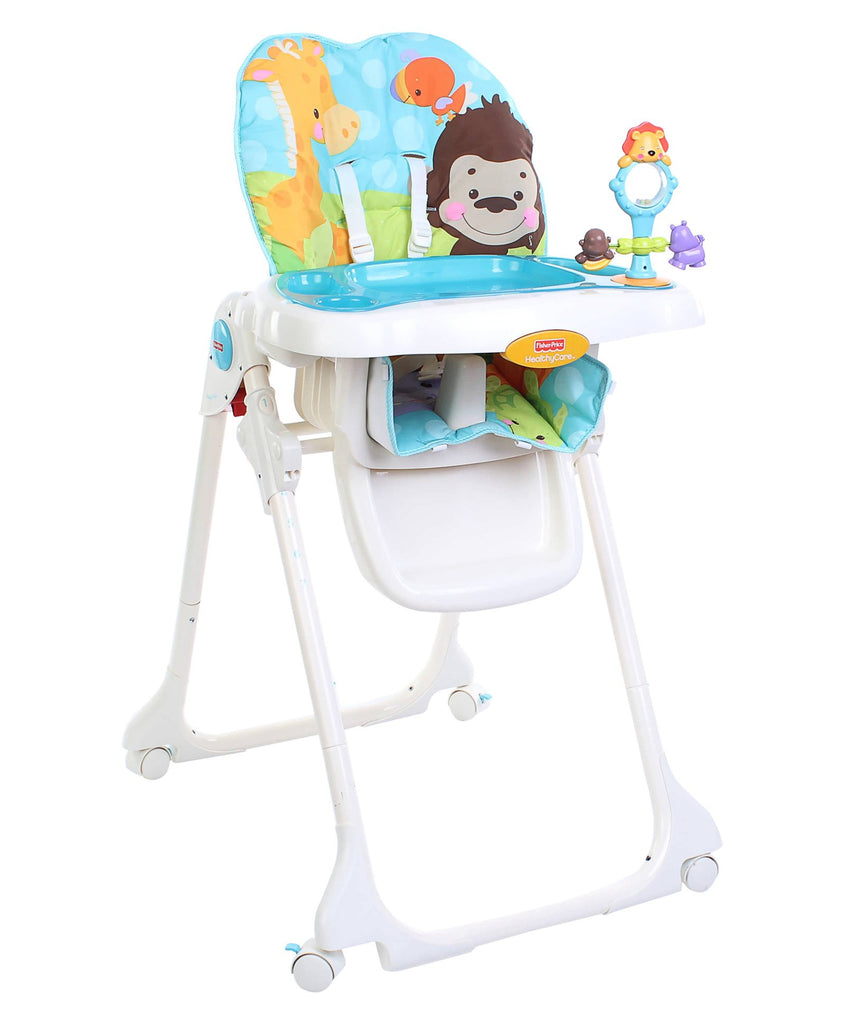 Fisher price precious planet high chair - Fisher Price Precious Planet High Chair Thegbabe Rentals