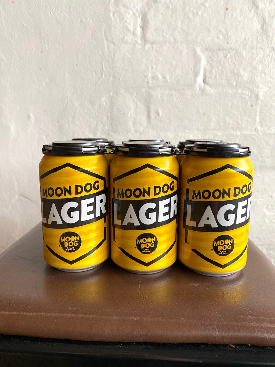 Moon Dog Lager - [6 Pack]
