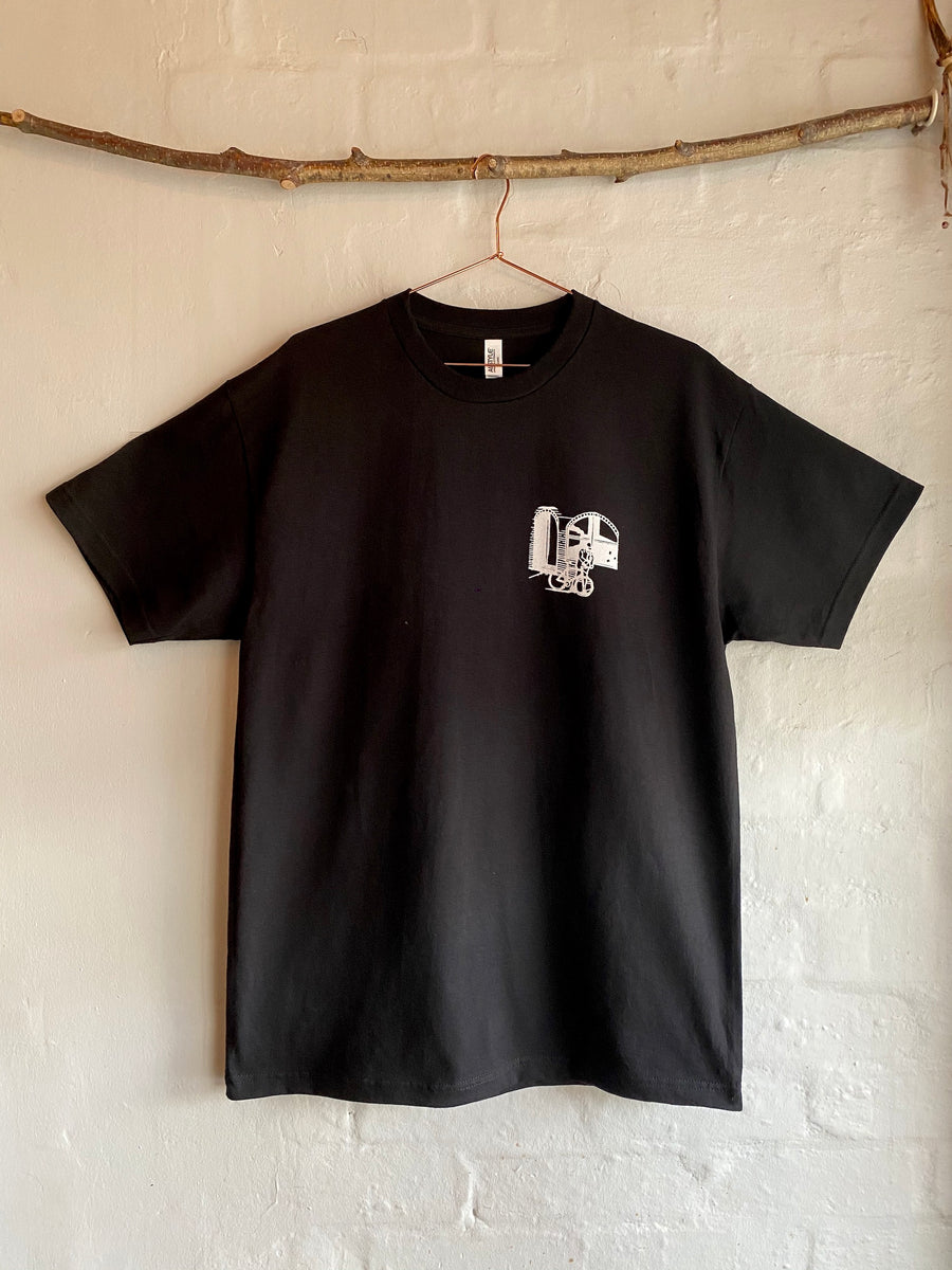 Bottle & Barrels T-Shirt [Black]