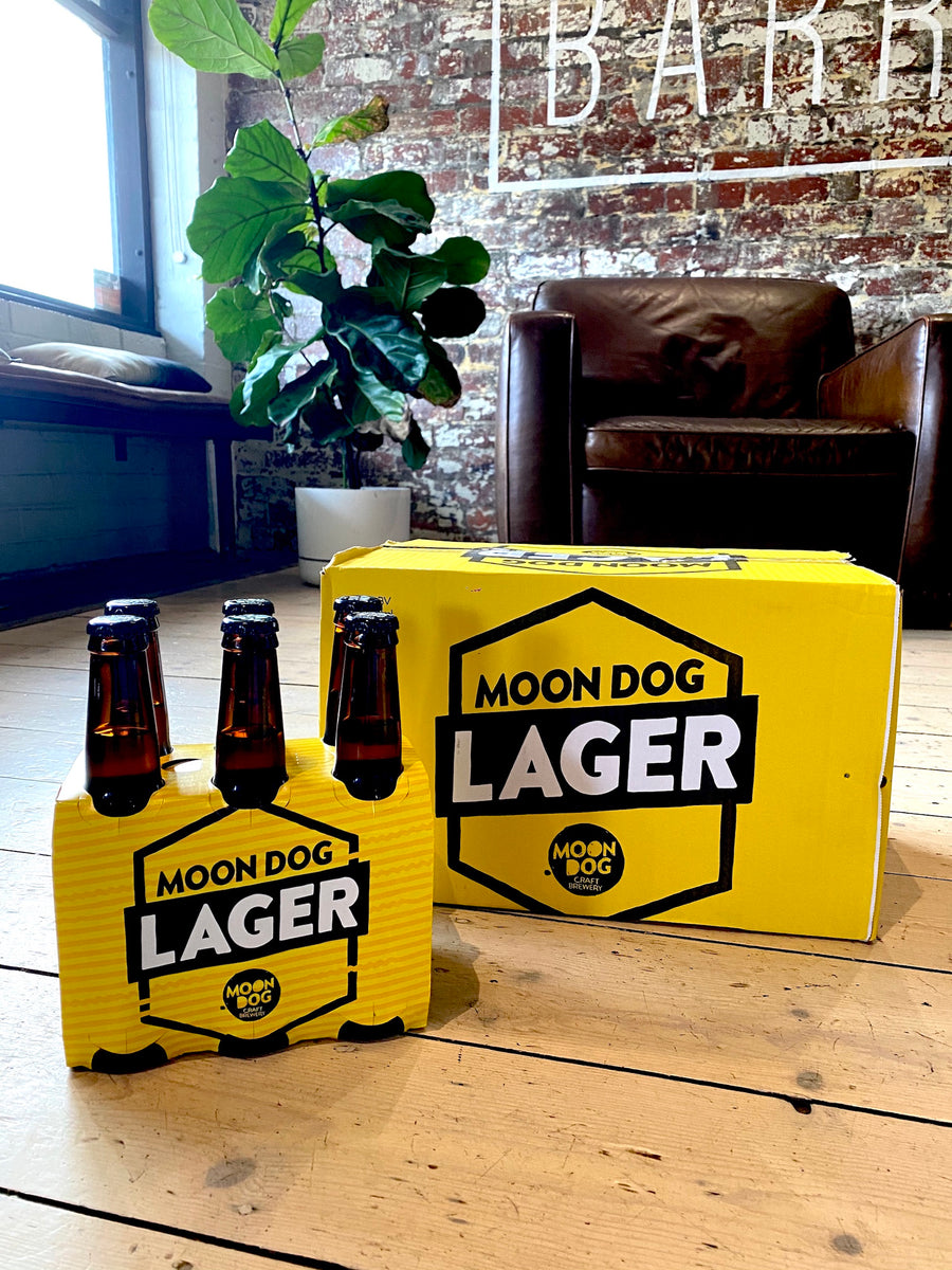 Moon Dog Lager - [Slab]