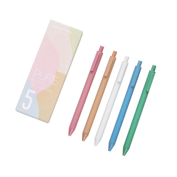 Morandi Suit Color Gel Pen 0.5mm