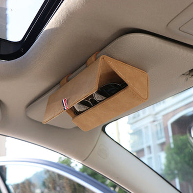 Vehicle Glasses Holder