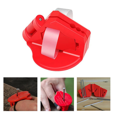 Finger Protector Safety Nailer Mini