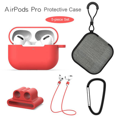 5-piece Set For Airpods Pro Case