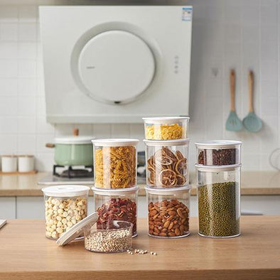 Airtight Cans, Storage Boxes, Cereal Container, Food Storage Containers