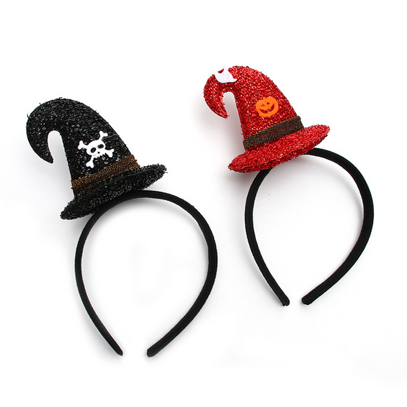 Halloween Decorations Witch Headband