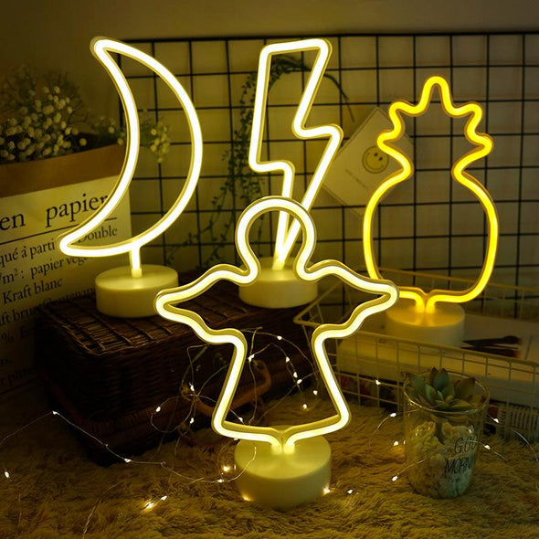 LED Multi-Style Decorative Night Light