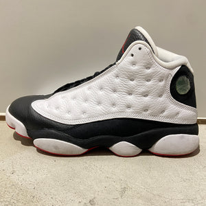 【US9.5】 AIR JORDAN 13 RETRO HGG 2018 414571-104
