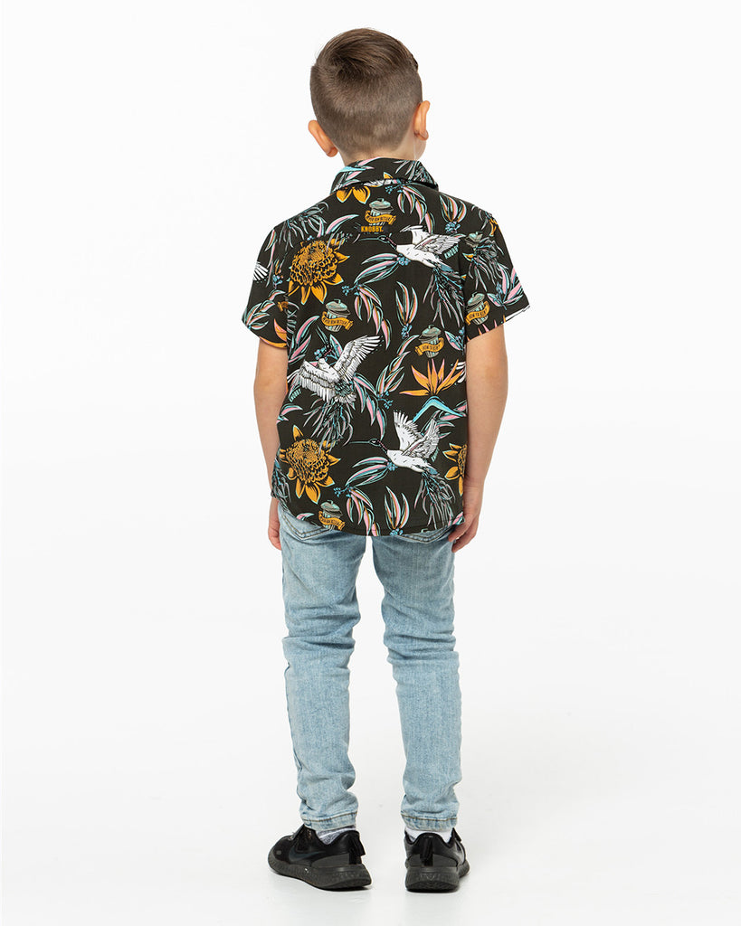 Kids Party Shirt / How Ya Bin?