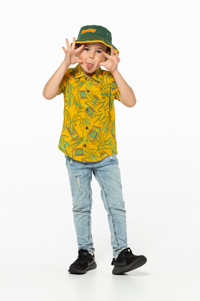 Kids Party Shirt / Wattle It Be