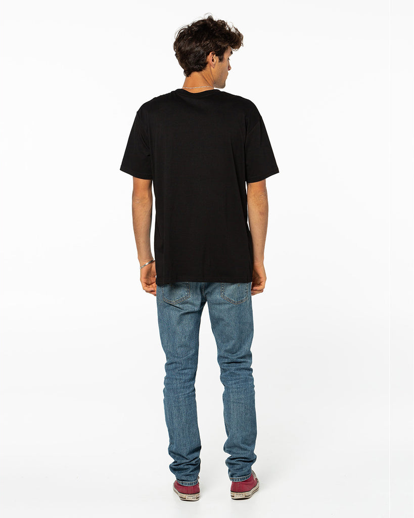 Men's T-Shirt / Black / Hot Jam