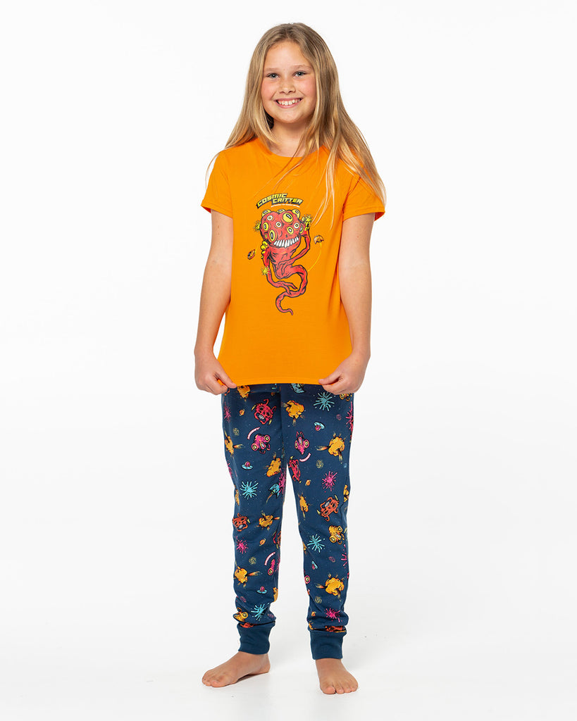 Girls Pyjamas / Cosmic Critters