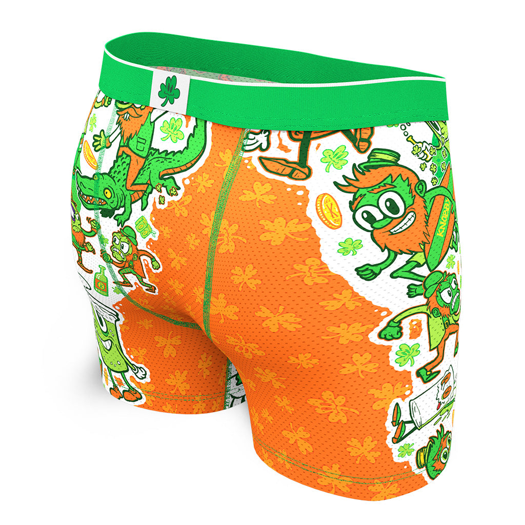 Men's Trunk / Luck 'O' The Irish