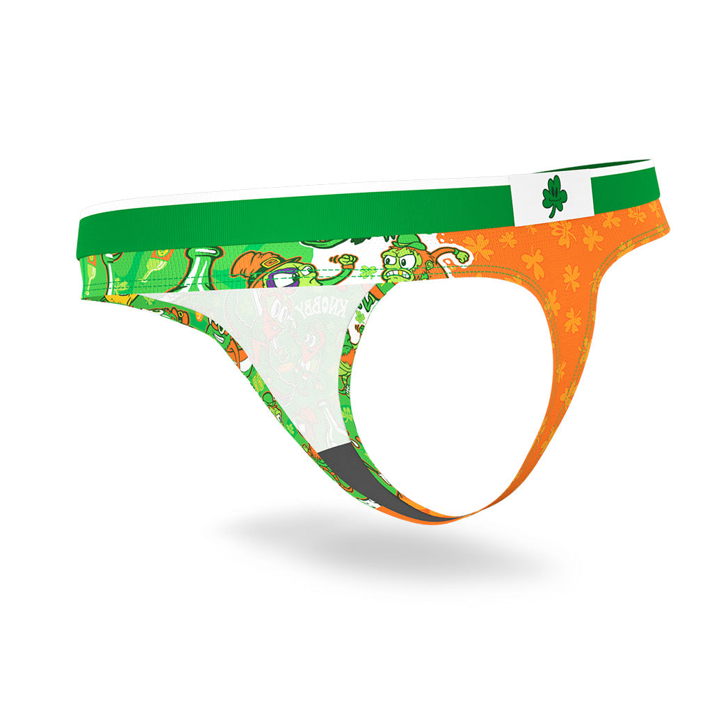 Women's G-String / Luck 'O' The Irish