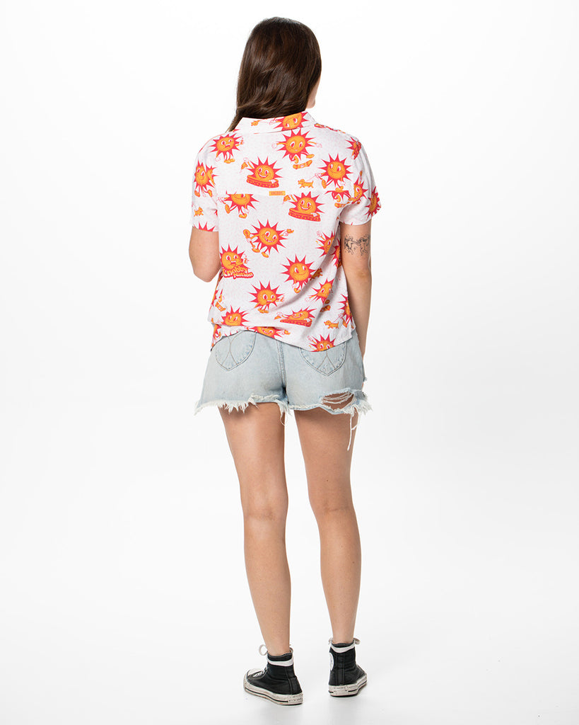 Women's Party Shirt / Sunny Boy