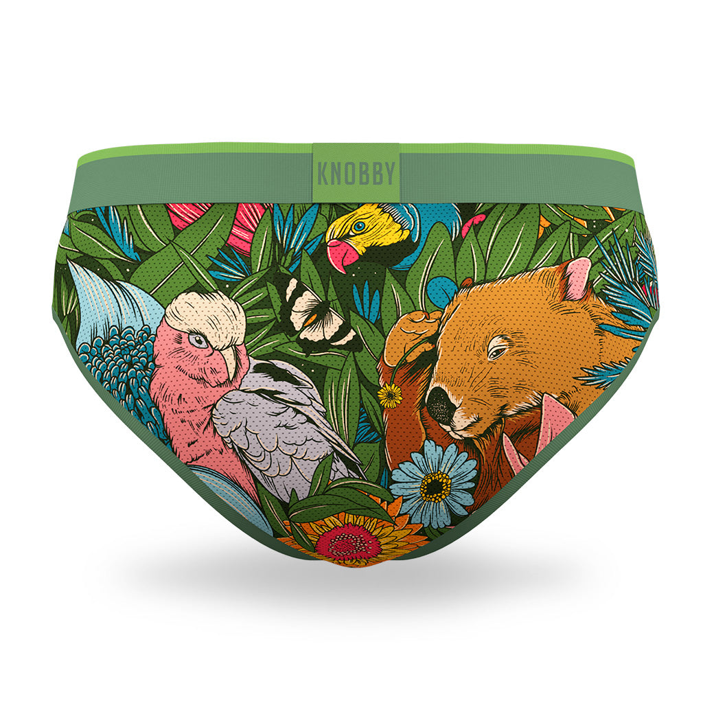 Men's Wildlife Pack / Briefs