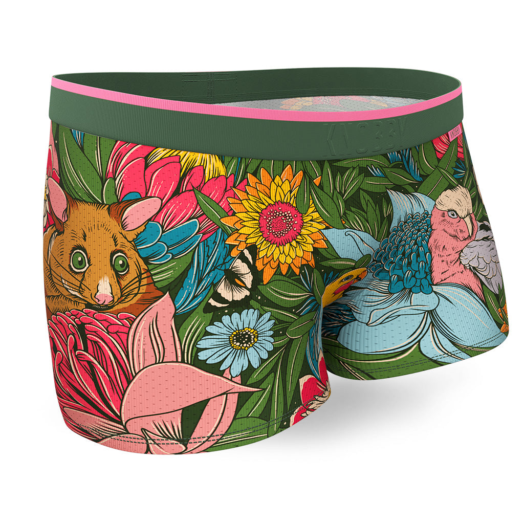 Women's Wildlife Pack / Boyshort
