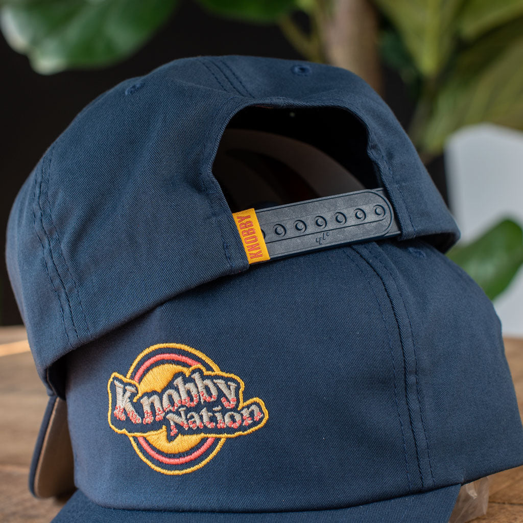 KNOBBY Nation / Unstructured Snapback