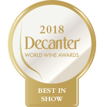 DWWA 2018 Platinum Best in Show GENERIC - Printed in rolls of 1000 stickers