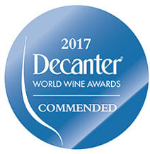 DWWA 2017 Commended GENERIC - Printed in rolls of 1000 stickers