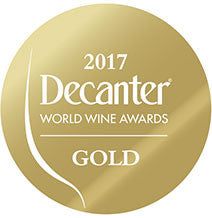 DWWA 2017 Gold GENERIC - Printed in rolls of 1000 stickers