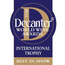 DWWA 2014 International Trophy Bottle Stickers - Roll of 1000