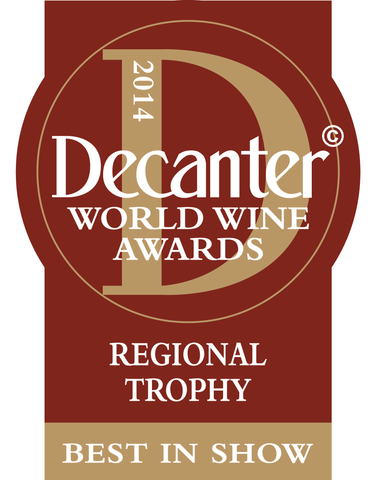 DWWA 2014 Regional Trophy Bottle Stickers - Roll of 1000