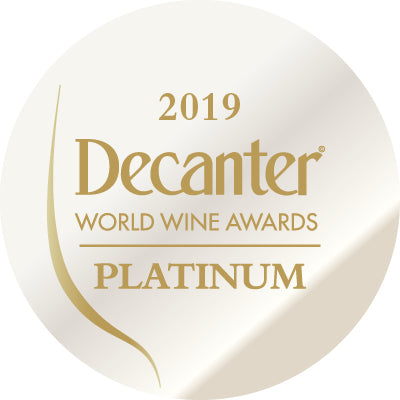 DWWA 2019 Platinum GENERIC - Printed in rolls of 1000 stickers