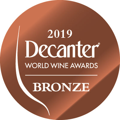 DWWA 2019 Bronze GENERIC - Printed in rolls of 1000 stickers