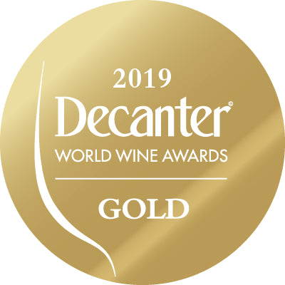 DWWA 2019 Gold GENERIC - Printed in rolls of 1000 stickers