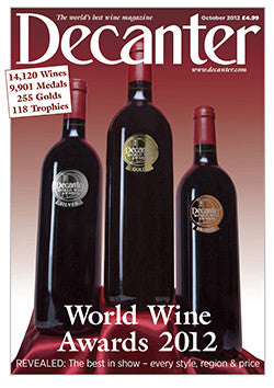 DWWA 2012 Awards Issue