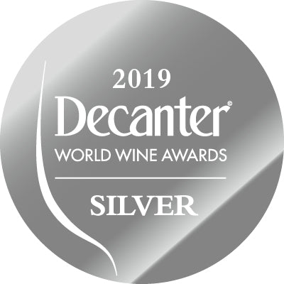 DWWA 2019 Silver GENERIC - Printed in rolls of 1000 stickers