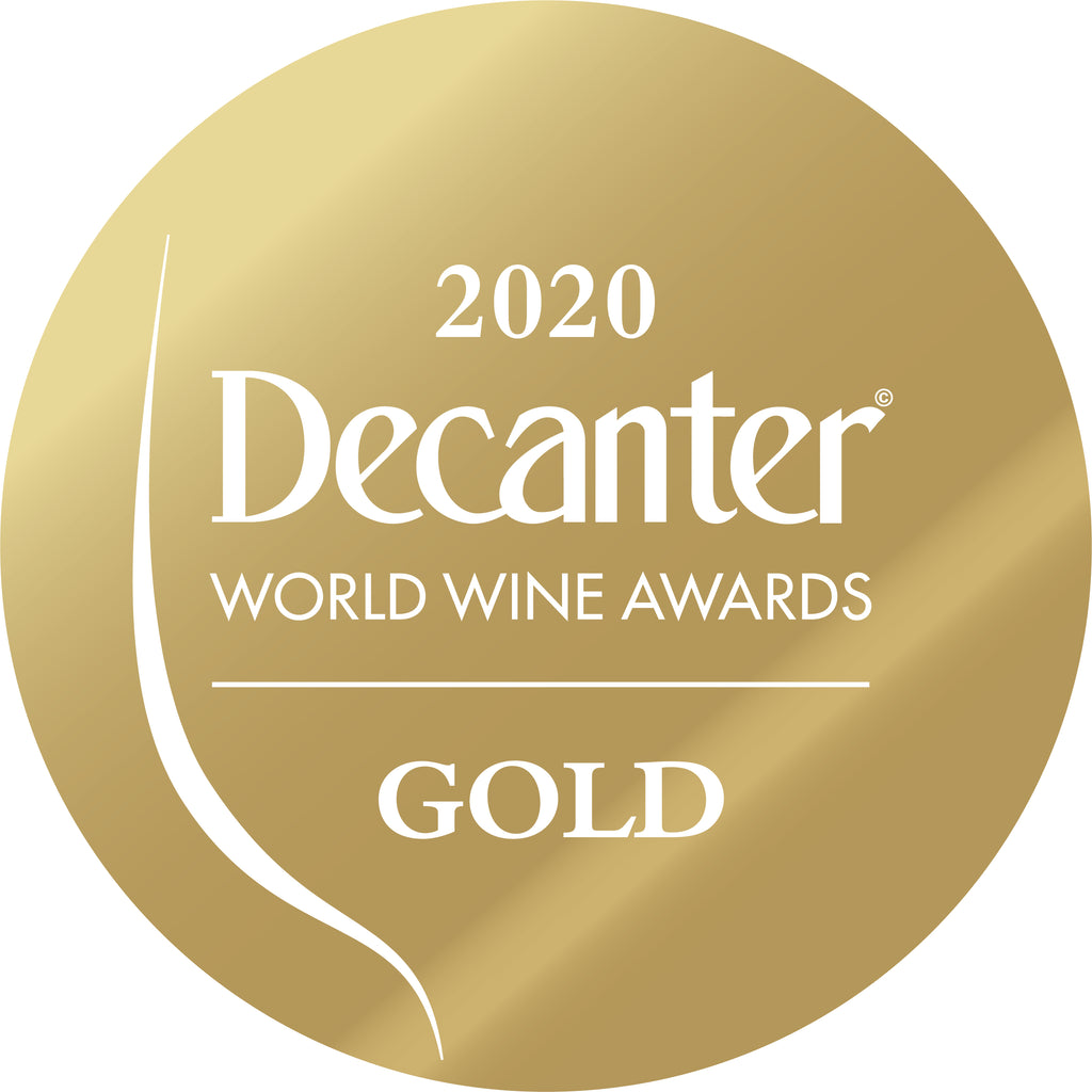 DWWA 2020 Gold GENERIC - Printed in rolls of 1000 stickers