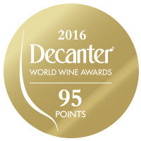 DWWA 2016 Gold 95 Points - Roll of 1000