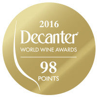 DWWA 2016 Gold 98 Points - Roll of 1000